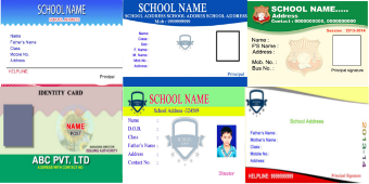 college id card maker software free download