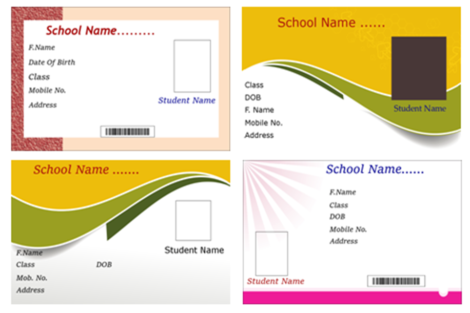 ID Card Software: Identity Card Maker Software, Student Photo ID